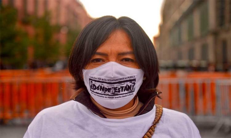 Colectivo Voz de los Desaparecidos en Ciudad de México