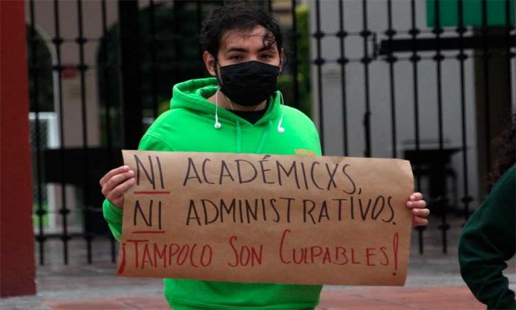 Estudiante de la UDLAP