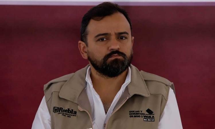 René Sánchez Galindo demandará a las empresas Agua de Puebla y Soapap