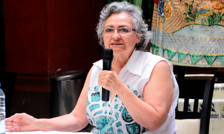 Maestra Guadalupe Grajales Y Porras