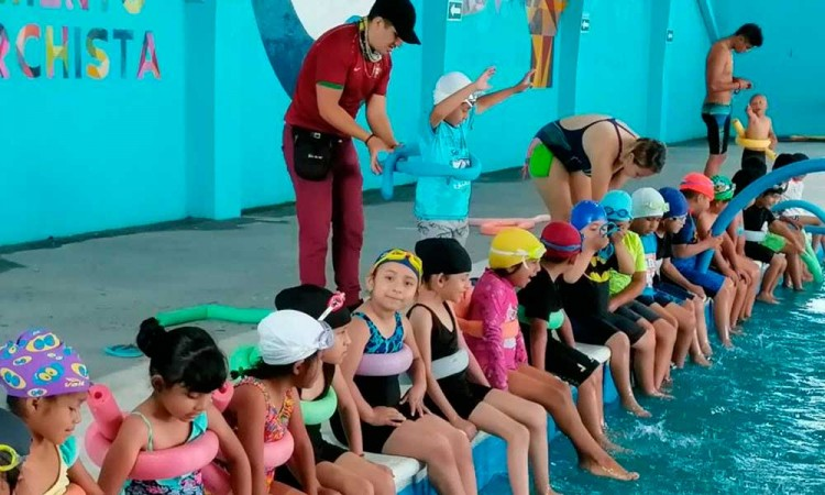 Reactivan cursos de verano para niños y adolescentes en Balcones