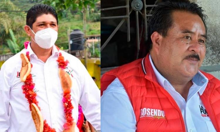 Mixtecos exigen respeto a resultados electorales en Ocoyucan y Huitzilan