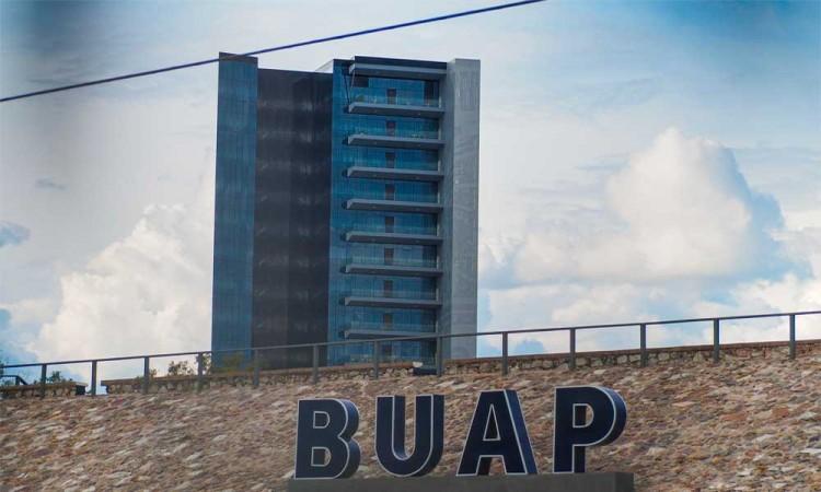 Torre de Gestión Académica y Servicios Administrativos de la BUAP u Ojo de Sauron