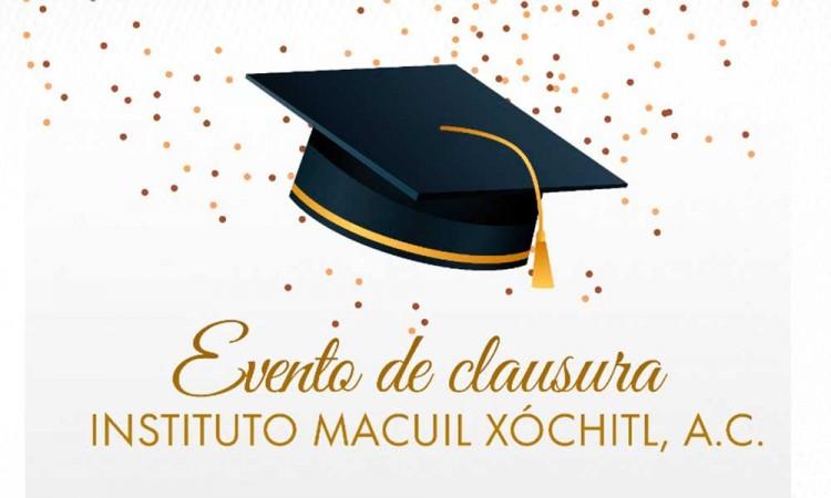 Anuncian clausura virtual del Instituto Macuil Xóchitl