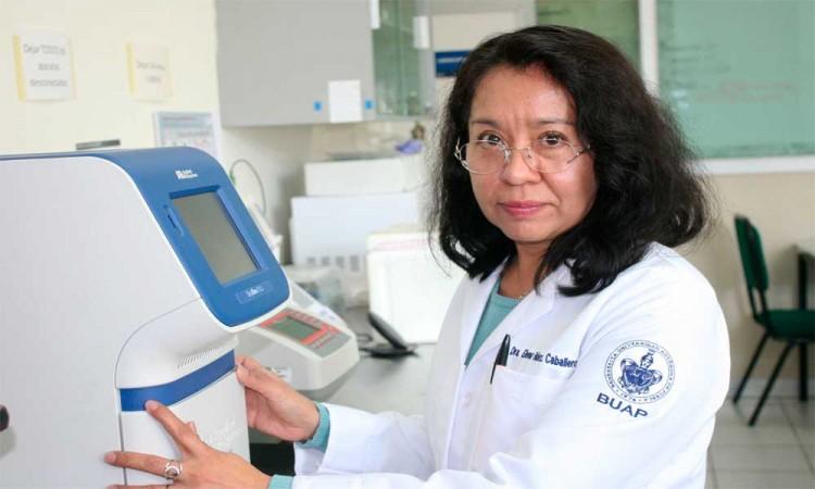 Doctora Elena Hernández Caballero