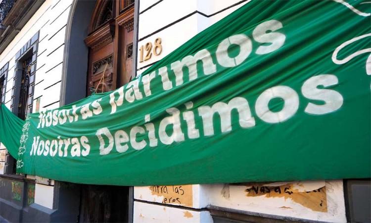 Aborto en Puebla