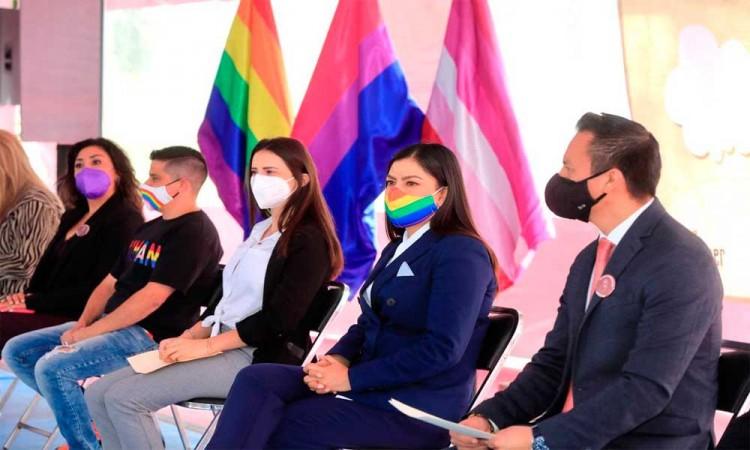 Inicia Ayuntamiento de Puebla jornadas por la diversidad