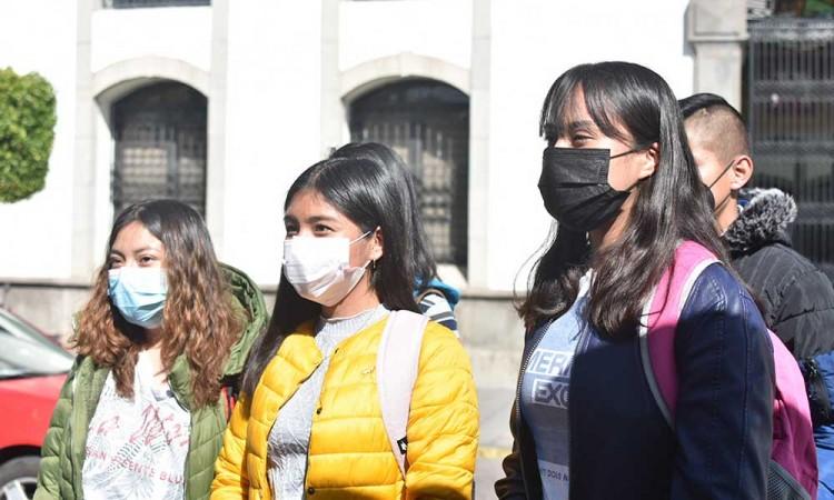FNERRR se niega al regreso a clases presencial en Puebla, protestaran a nivel nacional