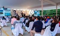 Gobernador de Yucatán, Mauricio Vila se reúne con militancia panista de Puebla