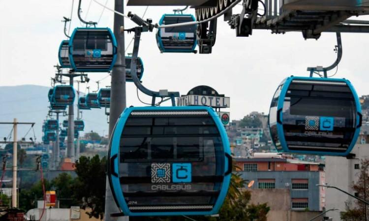 ¡Cablebús está dentro del récord Guinness! Lo reconocen como el teleférico urbano más largo del mundo