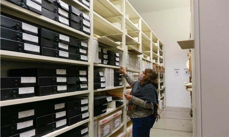 Falta mayor difusión del Archivo Municipal