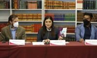 Claudia Rivera presenta el Manual de inclusión de personas con discapacidad en tiempos de pandemia