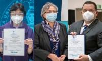 Contendrán por la Rectoría de la BUAP: Lilia Cedillo, Guadalupe Grajales y Ricardo Paredes