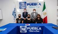 Queda instalada la Comisión Estatal Organizadora para la elección  del CDE PAN Puebla 2021-2024