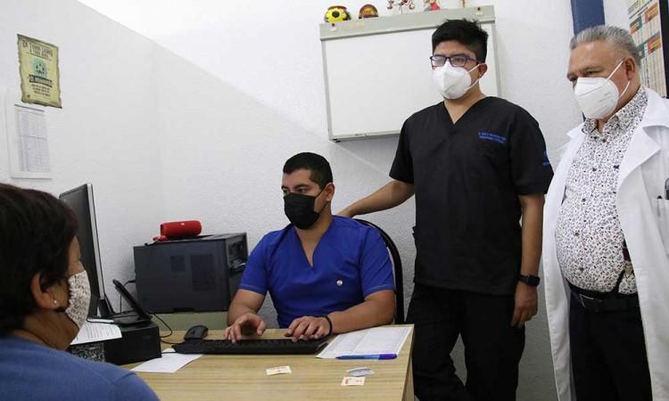 Logra jornada de atención regional ISSSTEP cerca de ti más de 100 servicios en Huauchinango