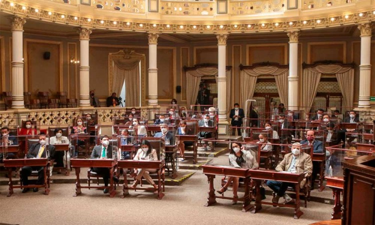 Conoce cuánto ganarán los diputados del nuevo Congreso de Puebla