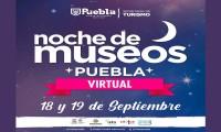 Con éxito, Turismo Municipal realiza la Noche de Museos Virtual septiembre 2021