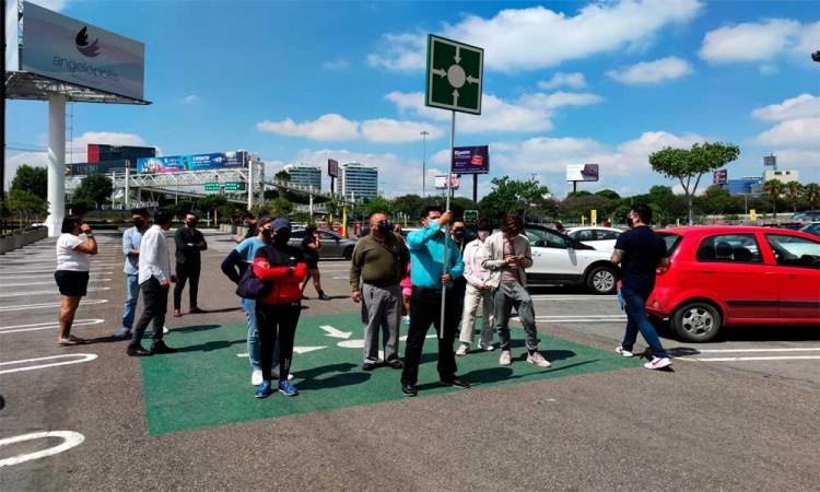 Sociedad Civil y Gobierno participan en el Simulacro Nacional en Puebla