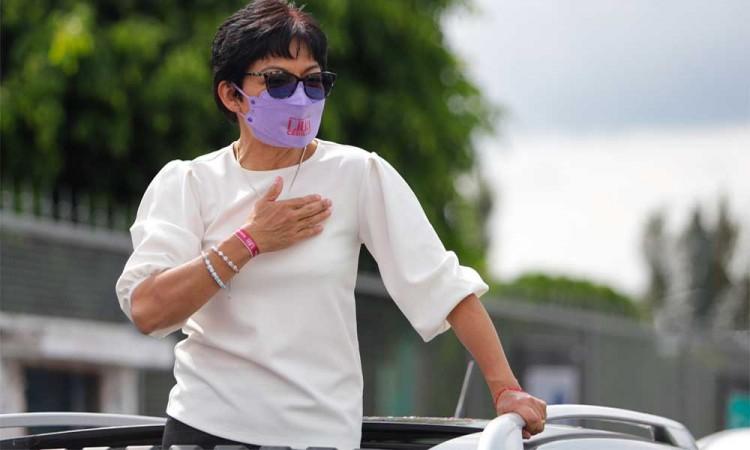 Lilia Cedillo es elegida rectora de la BUAP, la primera mujer en liderar la máxima casa de estudios