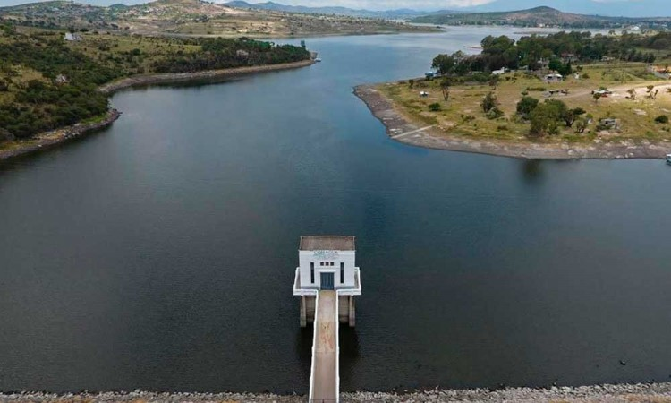 """¡AGUAS! En Puebla, la presa de """"Valsequillo"""" se encuentra en riesgo de desbordamiento"""
