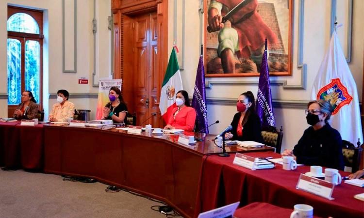Contra la Violencia de Género: Ayuntamiento de Puebla crea grupo interinstitucional para combatirla