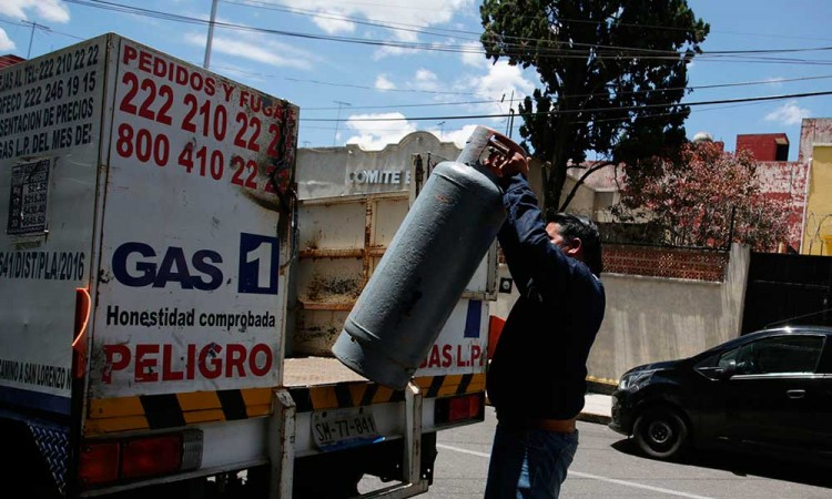 Este será el costo del gas LP en Puebla del 3 al 9 de octubre