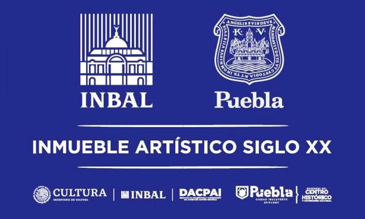 Reconocen más de 100 inmuebles con Valor Artístico del siglo XX en Puebla