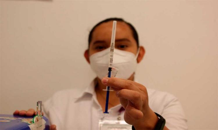 Se retrasa dos días más la jornada de vacunación para los jóvenes de 18 años y más en Puebla