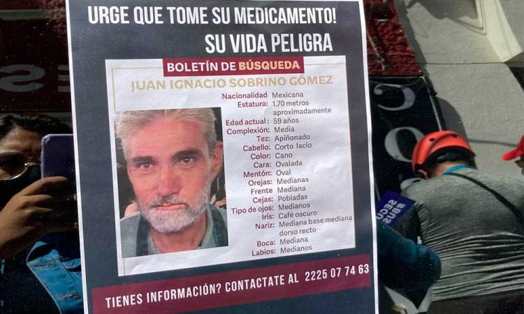 #BuscandoaJuanito: tras tres semanas de desaparecido, hacen caravana para encontrarlo