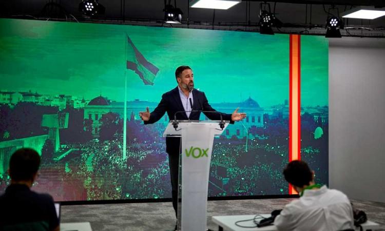 Vox, el partido ultraderechista de España, busca que México restaure la tumba de Hernán Cortés