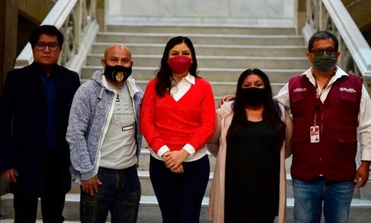 Con regularización de 80 asentamientos, Ayuntamiento de Puebla asegura el patrimonio de la ciudadanía
