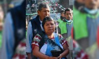 Le dan el último adiós a doña Luisa, madre del exalcalde huitzilteco Manuel Hernández Pasión