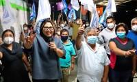 """""""Seguiré trabajando por un partido incluyente"""": Genoveva Huerta"""