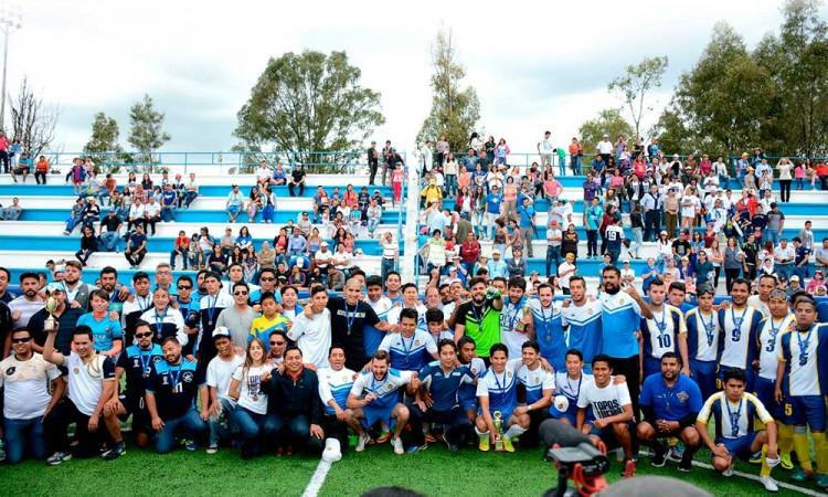 Topos F.C. Campeones