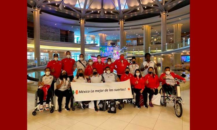 Juegos Paralímpicos de Tokio 2020: Lista la delegación mexicana para hacer historia