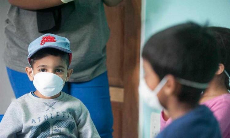 Más de 200 mil niños y niñas quedan huérfanos en México tras la pandemia