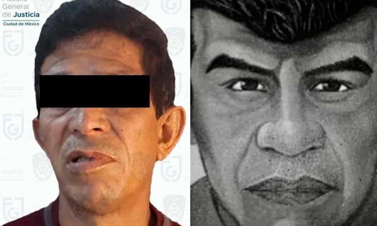 Uno menos en las calles, detienen a presunto violador serial de CDMX