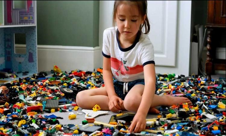 Lego eliminará prejuicios de género en sus líneas de juguetes