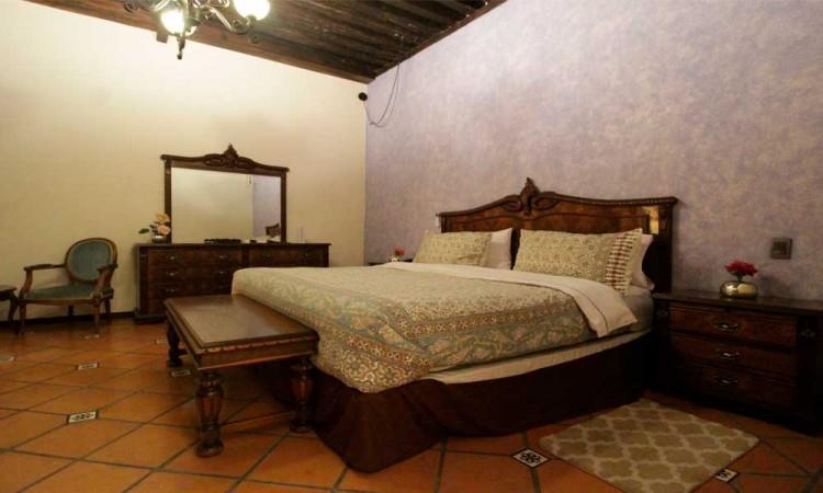 Habitación de hotel en Puebla