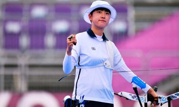 ¿Feminista por llevar el cabello corto? La triple medallista An San es fuertemente criticada en Corea del Sur