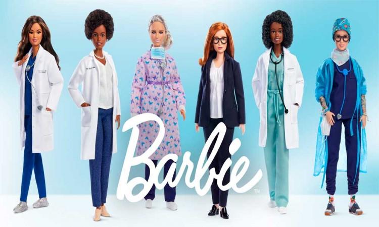 Colección de Barbie