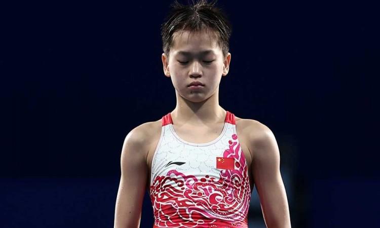 Quan Hongchan, prodigio deportivo
