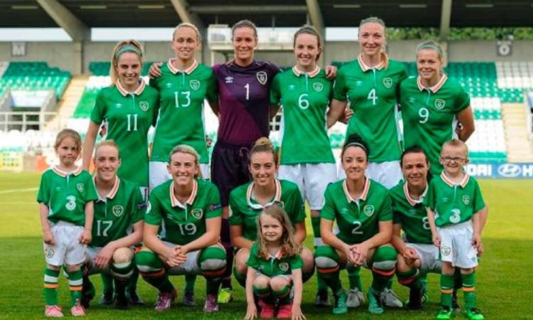 ¡Bravo! En Irlanda las selecciones femenil y varonil de fútbol tendrán igualdad salarial