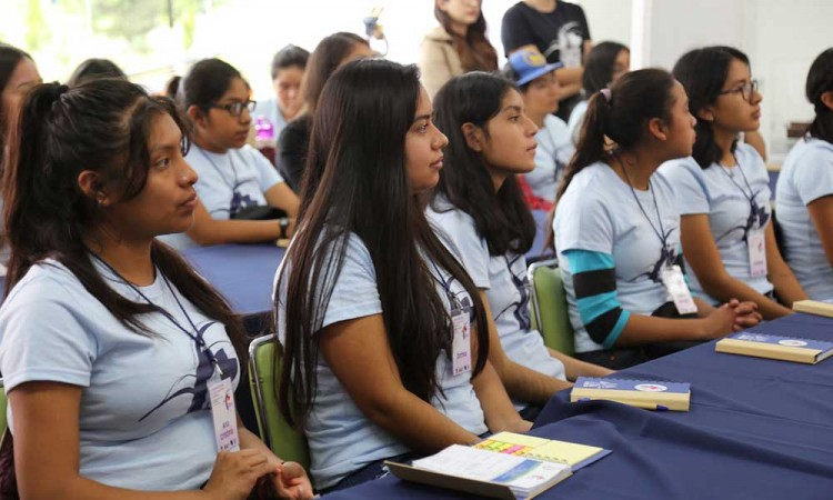 ¿Te gusta la ciencia? Todo listo para el Campamento Científico del INAOE dirigido para niñas y adolescentes mexicanas