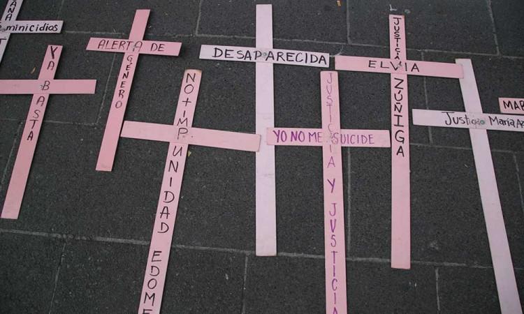 """¿Cómo son las investigaciones de feminicidios en el Estado de México? Amnistía Internacional las califica como """"deficientes"""""""