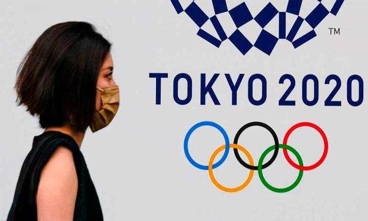Logo de las Olimpiadas de Tokio 2020