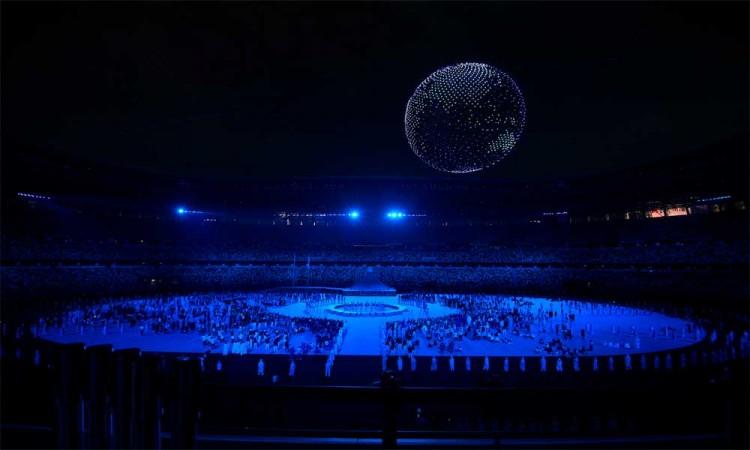Ceremonia de Inauguración Tokio 2020
