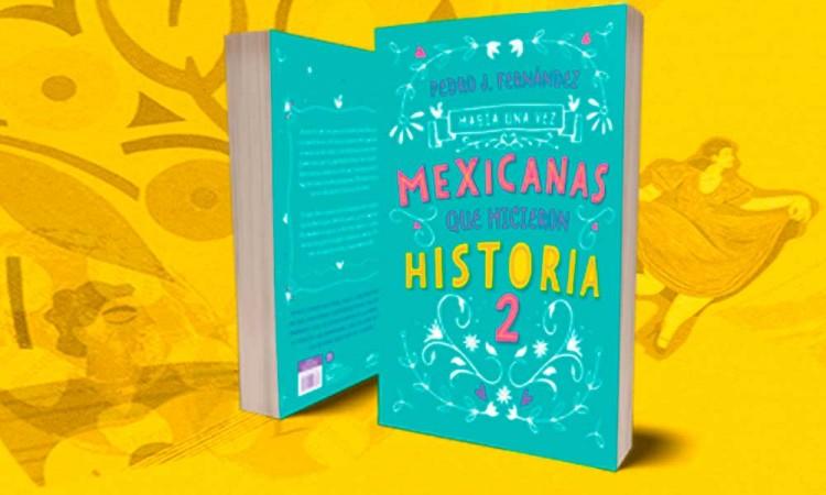 Te contamos del libro que pretende cambiar la narrativa de la historia en la literatura mexicana