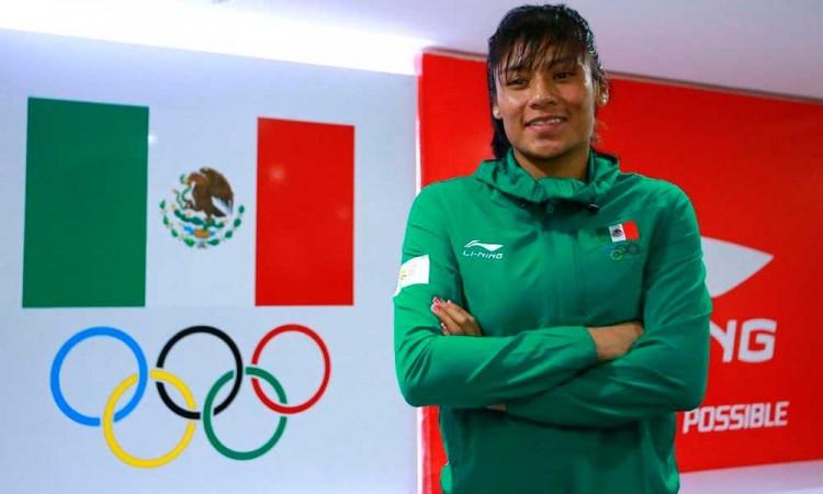 Esmeralda Falcón, la primera boxeadora en representar a México en los Juegos Olímpicos