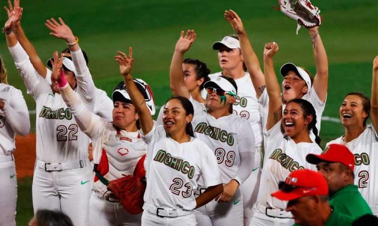 Esta es la historia del equipo olímpico femenil de sóftbol de México, que mañana disputará el bronce